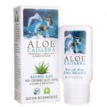 Aloe Cadabra Personal Lubricant & Moisturizer – Natural 2.5 oz Liquid