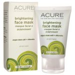 Acure Brightening Face Mask 1.7 fl oz Cream Skin Care