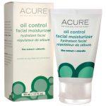Acure Incredibly Clear Mattifying Moisturizer 1.7 fl oz Cream Skin Care