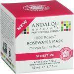 Andalou Naturals 1000 Roses Rosewater Mask 1.7 fl oz Liquid Skin Care