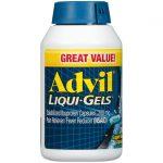 Advil Liqui-Gel 200 mg 200 Lgels Pain Relief