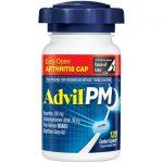 Advil Pm Caplets 120 Cplts Pain Relief