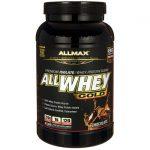 Allmax Nutrition All Whey Gold – Chocolate 2 lbs Powder Protein