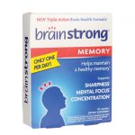 i-Health, Inc Brainstrong Memory 30 Cplts Memory and Brain Health