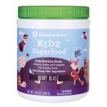 Amazing Grass Kidz Superfood – Berry Blast 6.35 oz Powder