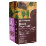 Amazing Grass Green Superfood Antioxidant – Sweet Berry 15/0.24 oz Packets