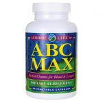 Aerobic Life Abc Max Herbal Cleanse for Blood & Lymph 90 Veg Caps Cleansing and Detoxification