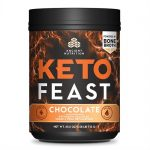 Ancient Nutrition Keto Feast – Chocolate 25.2 oz Powder Weight Loss