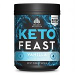 Ancient Nutrition Keto Feast – Vanilla 25 oz Powder Weight Loss