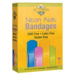 All Terrain Neon Kids Bandages – Assorted Sizes 20 ct First Aid