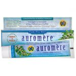 Auromere Ayurvedic Herbal Toothpaste – Foam-Free Mint 4.16 oz Paste