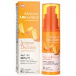 Avalon Organics Intense Defense with Vitamin C Facial Serum 1 fl oz Serum Skin Care