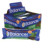 Balance Bar Chocolate Mint Cookie Crunch 6/1.76 oz Bars Protein