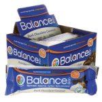Balance Bar Dark Chocolate Coconut 6/1.58 oz Bars Protein