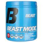Beast Sports Nutrition Mode Pre-Workout – Punch 12.91 oz Powder