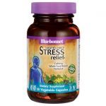Bluebonnet Nutrition Targeted Choice Stress Relief 30 Veg Caps Stress and Mood