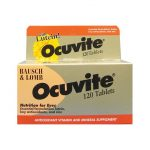 Bausch & Lomb Ocuvite with Lutein 120 Tabs Vision Health