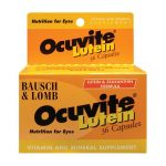 Bausch & Lomb Ocuvite with Lutein 36 Caps Vision Health