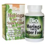 Bio Nutrition Moringa Super Food 60 Veg Caps Herbs and Supplements
