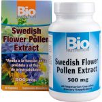Bio Nutrition Swedish Flower Pollen Extract 500 mg 60 Veg Caps Herbs and Supplements