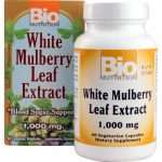 Bio Nutrition White Mulberry Leaf Extract 1,000 mg 60 Veg Caps Herbs and Supplements