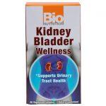 Bio Nutrition Kidney Bladder Wellness 60 Veg Caps Urinary Health