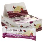 BioNutritional Research Group Power Crunch Protein Energy Bar Wild Berry Creme 12/1.4 oz Bars