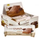 BioNutritional Research Group Power Crunch Protein Energy Bar – Mocha Creme 12 Bars Herbs and Supplements