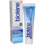 Biotene Fluoride Toothpaste – Fresh Mint Original 4.3 oz Paste