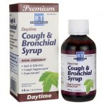 Boericke & Tafel Daytime Cough Bronchial Syrup 4 fl oz Liquid Cold and Flu