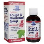 Boericke & Tafel Children's Cough Bronchial Syrup 4 oz Liquid Children's Health