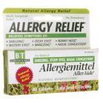 Boericke & Tafel Allergiemittel Alleraide 40 Tabs