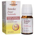 Boericke & Tafel Smoke Free Naturally 100 Tabs Smoking Cessation