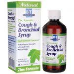 Boericke & Tafel Zinc Formula Cough Bronchial Syrup 8 fl oz Liquid Respiratory Health