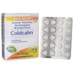 Boiron Coldcalm 60 Tabs Cold and Flu