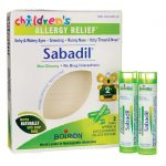 Boiron Children's Sabadil 2 Unit Allergies and Sinus Inflammation