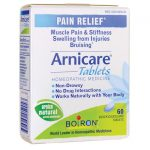 Boiron Arnicare Tablets 60 Tabs Muscle Pain and Stiffness