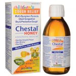 Boiron Children's Cough Relief Chestal Honey Syrup 6.7 fl oz Liquid Cold and Flu