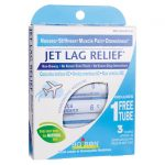 Boiron Jet Lag Relief 240 Pellets Muscle Pain and Stiffness