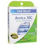 Boiron Arnica 30C 240 Pellets Muscle Pain and Stiffness