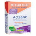 Boiron Acteane – Hot Flash Relief 120 Tabs Women's Health