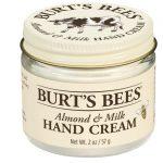 Burt's Bees Almond & Milk Hand Cream 2 oz Cream Skin Care