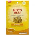 Burt's Bees Natural Throat Drops – Honey 20 ct Respiratory Health