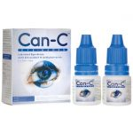 Can-C Lubricant Eye Drops with N-Acetylcarnosine 2 / 5 ml Vials Vision Health