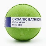 Cbd Living Bath Bomb – Eucalyptus 8 oz Bars