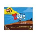 Clif Bars Kid Organic Zbar Chocolate Brownie 6 Bars Children's Health
