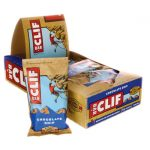 Clif Bars Energy Bar – Chocolate Chip 12 Bars Protein