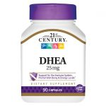 21st Century Dhea 25 mg 90 Caps Anti-Aging