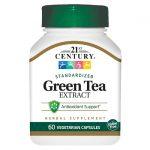 21st Century Green Tea Extract 300 mg 60 Veg Caps Immune Support