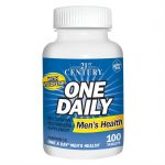21st Century One Daily Men's Health 100 Tabs Multivitamins